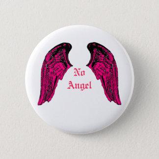 天使無し 5.7CM 丸型バッジ