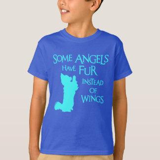天使犬 Tシャツ