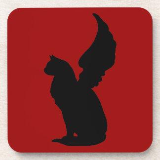 天使猫のコースター コースター
