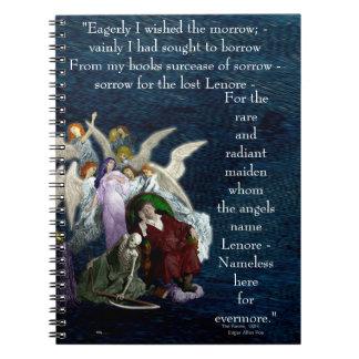 天使間のLenore ノートブック