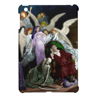 天使間のLenore iPad Miniケース