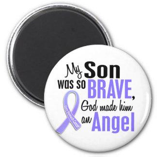 天使1の息子の胃癌 マグネット