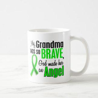 天使1の非Hodgkin'sリンパ腫の祖母 コーヒーマグカップ