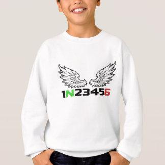 天使1N23456 スウェットシャツ