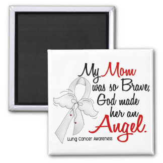 天使2のお母さんの肺癌 マグネット