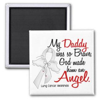 天使2のお父さんの肺癌 マグネット