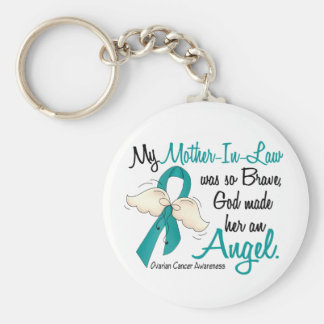 天使2の卵巣癌の義母 キーホルダー