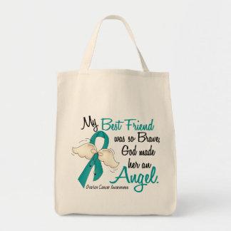 天使2の卵巣癌の親友 トートバッグ