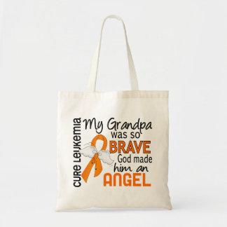 天使2の祖父の白血病 トートバッグ