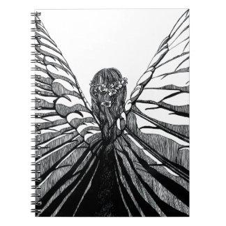 天使 ノートブック