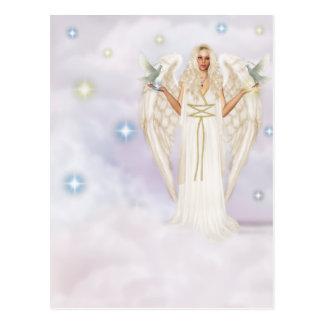天使 ポストカード