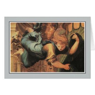 天使、マドンナdel Baldacchino、Raphael カード