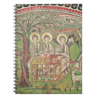 天使(モザイク)のアブラハム ノートブック