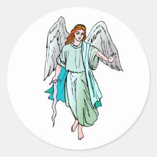 天使 ラウンドシール