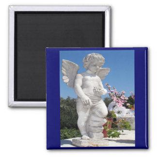 天使 彫像 マグネット