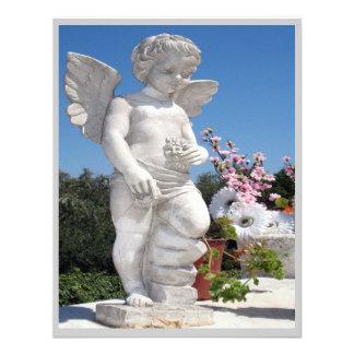 天使 彫像 灰色 III