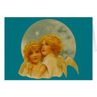 天使-挨拶状 カード