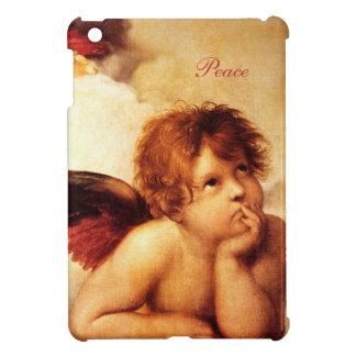 天使、Sistineマドンナ- Raphaelの詳細 iPad Miniケース