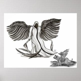 天使Uriel ポスター