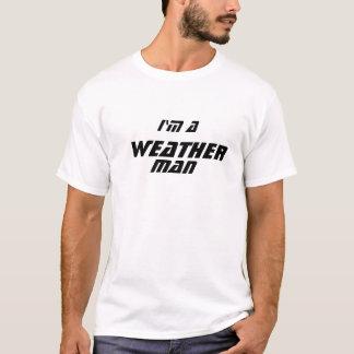 天候の人 Tシャツ