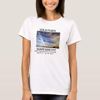 天候戦い!!! Tシャツ
