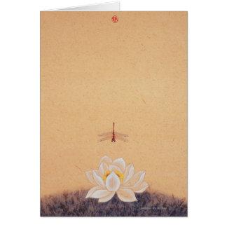 天国および地球シリーズNo.7の精神 カード
