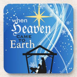 「天国が地球に」の出生のクリスマス来た時 コースター
