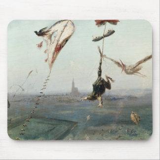 天国と地球間、1862年 マウスパッド