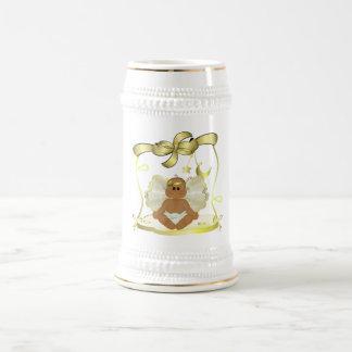 天国によって送られるギフトステイン ビールジョッキ
