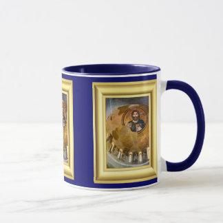 天国のキリスト マグカップ