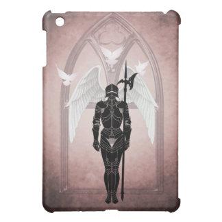 天国のゲートの赤の騎士を守ること iPad MINIカバー