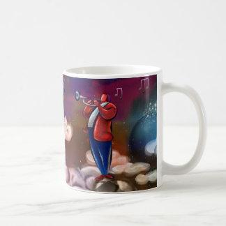 天国のジャズ コーヒーマグカップ