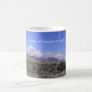 天国のマグの好み コーヒーマグカップ
