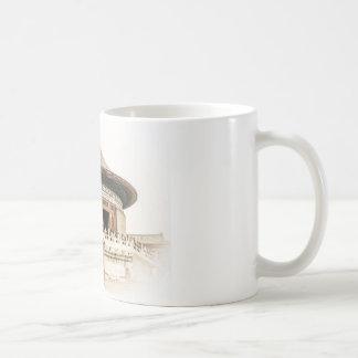 天国の帝国地下 コーヒーマグカップ