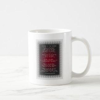 天国の雷 コーヒーマグカップ