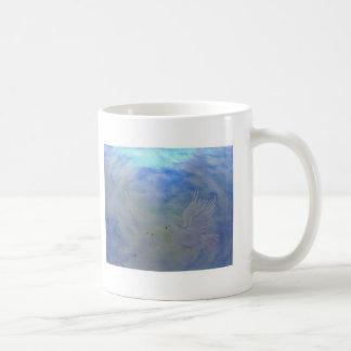 天国の鳩 コーヒーマグカップ