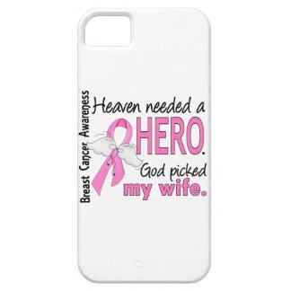 天国は英雄の妻の乳癌を必要としました iPhone SE/5/5s ケース