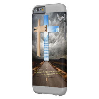 天国への十字のドア BARELY THERE iPhone 6 ケース