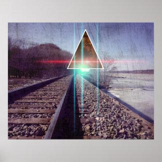 天国への鉄道 ポスター