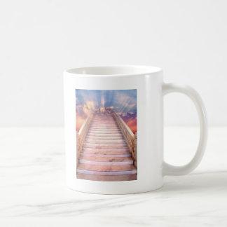 天国への階段 コーヒーマグカップ