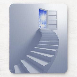天国への階段 マウスパッド