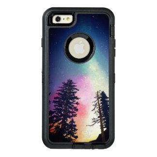天国まで照る美しい夜空 オッターボックスディフェンダーiPhoneケース
