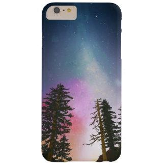 天国まで照る美しい夜空 BARELY THERE iPhone 6 PLUS ケース