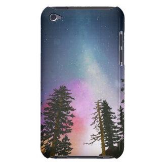 天国まで照る美しい夜空 Case-Mate iPod TOUCH ケース