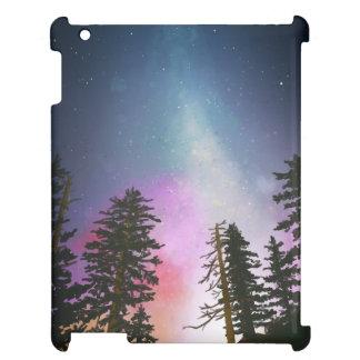 天国まで照る美しい夜空 iPadケース