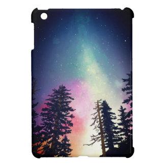 天国まで照る美しい夜空 iPad MINI カバー
