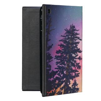 天国まで照る美しい夜空 iPad MINI ケース