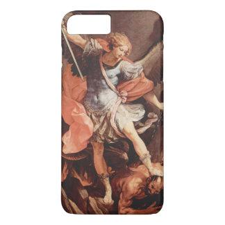天国(天使vの鬼)の戦争 iPhone 8 plus/7 plusケース