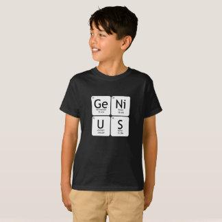天才はHanes TAGLESSのTシャツをからかいます Tシャツ
