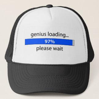 天才ローディングの帽子 キャップ